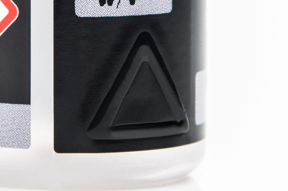 Looking for helpful information on tactile triangles for e-liquid products?