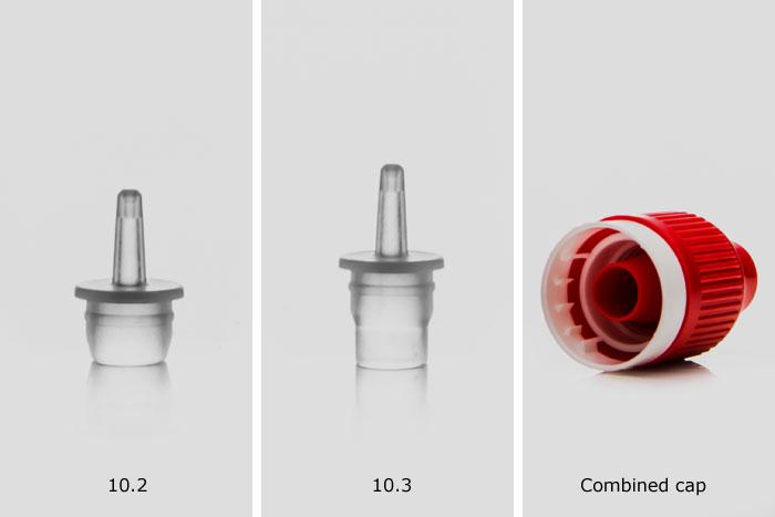 E-liquid 10ml bottles : SONE is a UK Plastic Packaging