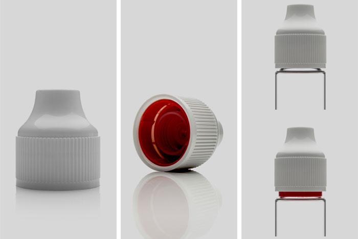 E-liquid 30ml and 60ml bottles : SONE is a UK Plastic Packaging